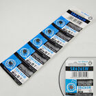 New 5pcs Silver Oxide SR626SW 377 Watch Battery For Watch Calculator