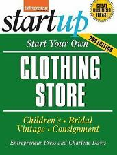 Startup Start your own Clothing Store ~ Children's-Bridal -Vintage - Consignment