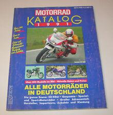 Motorradkatalog 1991 - Ausgabe Nr. 22!