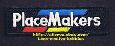 PATCH Badge PLACEMAKERS  Fletcher Distribution Ltd New Zealand Construction Item