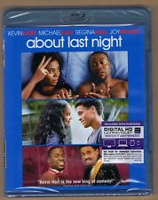 ABOUT LAST NIGHT new blu-ray KEVIN HART MICHAEL EALY REGINA HALL PAULA PATTON