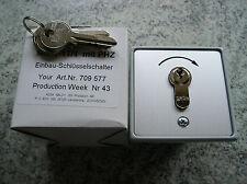 Einbau-Schlüsseltaster