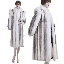 LKNW! Luxurious Youthful, Beautiful Cross Mink w/Fox Tux Fur Coat