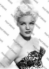 Vintage Art Photo Wall Print of Legendary Movies Star Sheree North Re-print A4