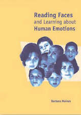 Reading Faces and Learning About Human Emotions by Barbara Maines (Mixed media p