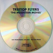 TREETOP FLYERS - THE MOUNTAIN MOVES - CD, 2013 - PROMO