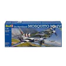 Revell 1:32 Scale De Havilland Mosquito Mk.IV Model Aircraft Kit RR04758