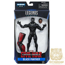 "BLACK PANTHER - Marvel Legends 6"" Captain America Civil War BAF Giant Man - NEW!"