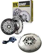 LUK DUAL MASS DMF FLYWHEEL AND CLUTCH KIT WITH CSC FOR JAGUAR 2.2D 2.2 D SPORT
