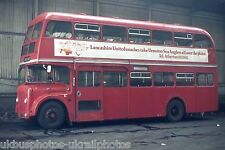 Lancashire United Arab 220 Bus Photo