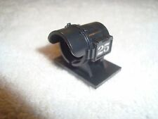 LGB 20252 SERIES LG&B FORNEY STEAM LOCO BLACK #25 FRONT LANTERN ASSEMBLY PART LN