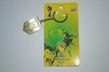 Italy Soccer Football Key Chain (Ships from the US)