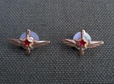 Kragenspiegelauflage Fliegeringinenieurtruppen UDSSR CCCP  Sowjet Armee