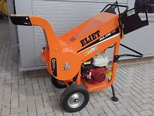 ELIET Major 4S Honda GX270 Petrol Shredder Chipper