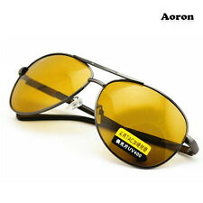 New Aviator Polarized UV400 Sunglasses Mens Driving Glasses Riding Sport Eyewear