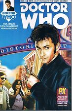 Doctor Who: The 10th Doctor #1 SDCC David Tennant & Matt Smith Variants 2014
