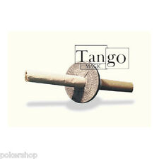 Cigarette thru coin Half Dollar one by Tango Magic - Giochi di prestigio e magia