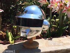 Daft Punk Helmet Thomas Bangalter, Real Chrome, Super fine, V6 2016, Quality AA