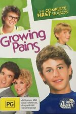 TV Growing Pains The Complete First Season 4-Disc Set Region 4 DVD VGC