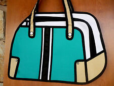 NEW VERY CUTE   Womens  LAPTOP BAG/ CASE book /TOTE BAG- Multicolor