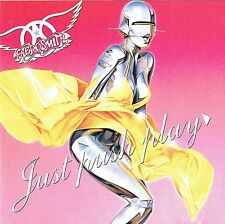 (CD) Aerosmith-just push play-Beyond Beautiful, Jaded, Luv lis, face, entre autres,