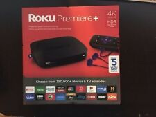 New In Box Sealed Roku Premiere+ 4K HDR Streaming Media Player