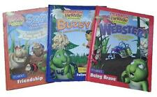 LOT 3 Max Lucado HERMIE & FRIENDS Webster Buzzy Stanley Christian Picture Books