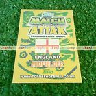 2014 MATCH ATTAX ENGLAND LIMITED EDITION HUNDRED CLUB WORLD CUP CARD 14 LTD 100