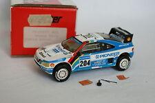 Provence Moulage Kit monté 1/43 - Peugeot 405 T16 Raid Paris Dakar 1989 n°204