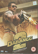 DABANGG 2 - SALMAN KHAN - SONAKSHI SINHA - NEW BOLLYWOOD DVD