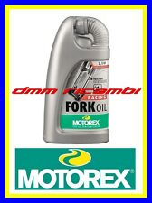 1 Litro Olio Forcelle MOTOREX FORK OIL 2.5W Forcella BICI MTB DH ENDURO TRAIL XC