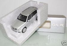 Minichamps 1:18 b66960316 Mercedes Benz GLK x204 plata en embalaje original (ll4450)