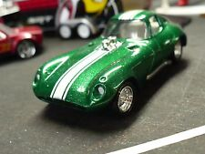 1965 Carrera Evolution Cheetah Racing car by Bill Thomas; Green & White