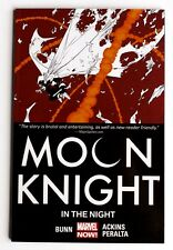 Moon Knight Volume 3 In The Night Marvel Now Graphic Novel Comic Book