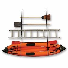 KWIK Adjustable Wakeboard, Water Skis Surfboard Kayaks Ladder RACK LR-1