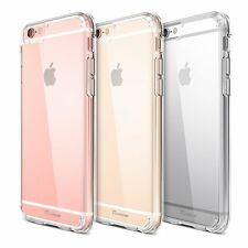 iPhone 6S Plus Case, Trianium [Clear Cushion] Premium Clear Case Hard Back
