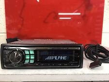 Radio coche alpine Cde-9881r Top SPEC CD estéreo reproductor de Mp3 con iPod AUX trasera en