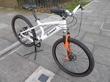 Retro 90s Giant Acid Jump Stunt Dirt Trail Hardtail Custom Built Mountain Bike