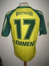 Fortuna Sittard MATCH WORN Holland football shirt soccer jersey voetbal size L
