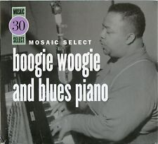 Mosaic Select: Boogie Woogie and Blues Piano by Various Artists (CD,...
