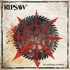 RIPSAW - An Evening in Chaos CD/DVD (NEW*80ies US/BAY AREA THRASH*MARK SHELTON)