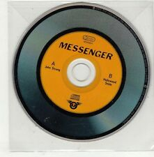 (GS31) Messenger, John Strong / Hollywood Smile - 2005 DJ CD