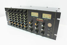 YAMAHA M406, SIX CHANNEL TRANSFORMER COUPLED MIXER, REVIVE AUDIO MODIFIED!