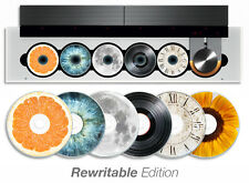 Exclusive Design CD-Set for Bang & Olufsen BeoSound 9000 - Rewritable Edition