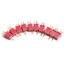 10x Mini T Plug Deans Connectors Mini Deans Ultra Plug Deans