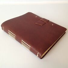 New RUSTICO Traveler Leather Journals Diary Notebook Christmas GiftsSaddleBuckle