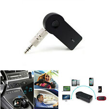 For iPhone For iPod Wireless Bluetooth Stereo Audio Adapter Receiver 3.5mm