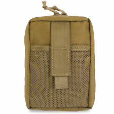 Bulldog MOLLE Military Army Tactical Medic First Aid Utility Pouch Coyote Tan