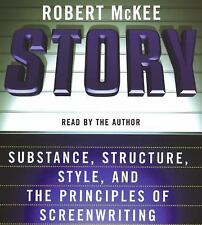 NEW Story: Substance, Structure, Style, and the Principles of Screenwriting by R