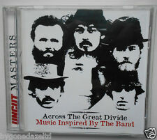 UNCUT - ACROSS THE GREAT DIVIDE MUSIC INSPIRE BY THE BAND PROMO CD(FREE UK POST)